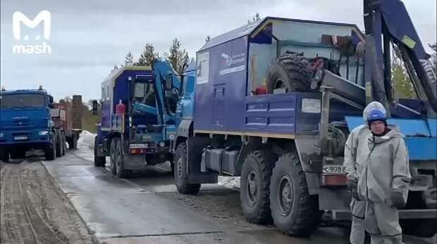 Трубопровод на Суторминском месторождении прорвало из-за незаконной врезки –...