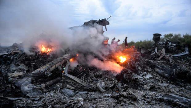 """СМИ: в районе крушения MH17 не было ни одного """"Бука"""""""