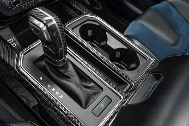 Крутой Ford F-150 Raptor от компании Shelby