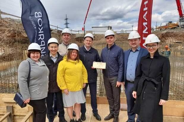 Сбербанк финансирует в Иркутске строительство жилого комплекса бизнес-класса