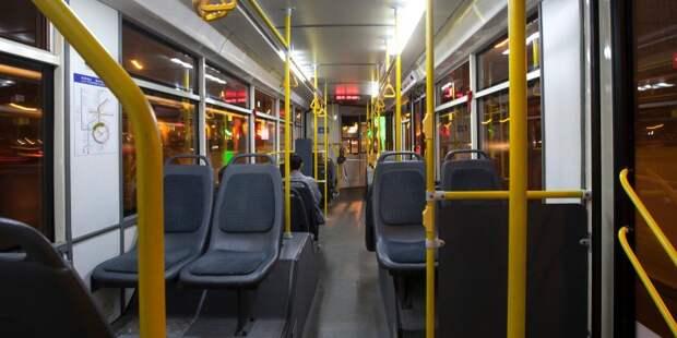 От Псковской запустили автобусный маршрут до гипермаркетов на МКАД