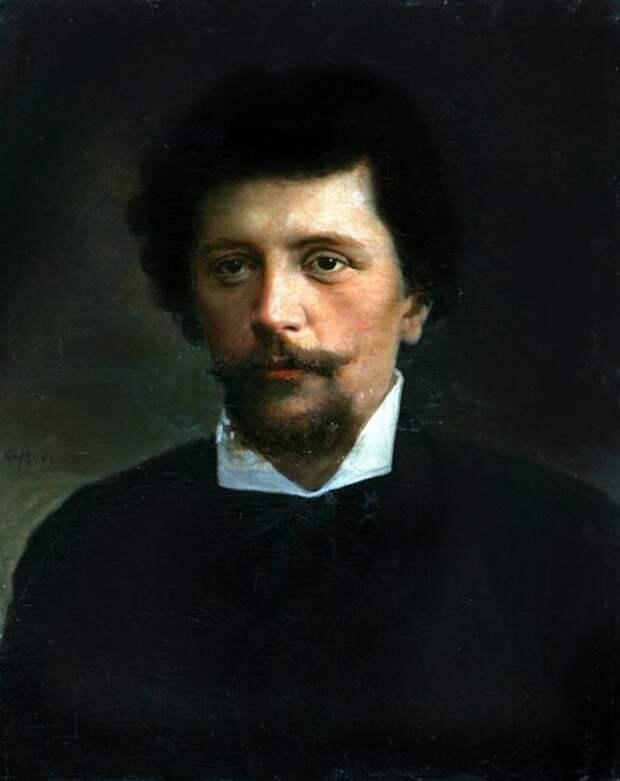 Российский колорит в картинах  Алексея Корзухина.