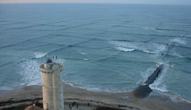 5 фото квадратных волн — красивого, но опасного явления