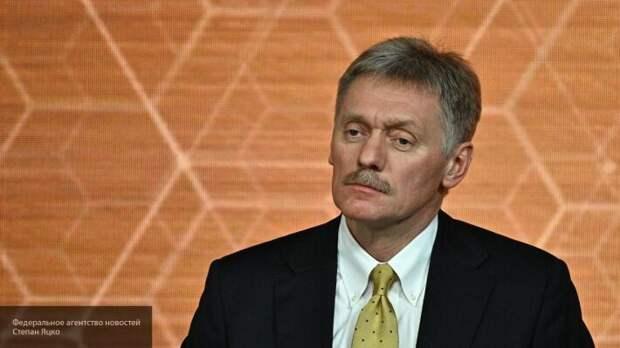 Песков назвал возможные последствия выхода Украины из «Минка-2» по Донбассу