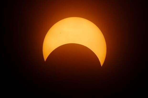 Роскосмос сообщил, где в России будет видно солнечное затмение 10 июня