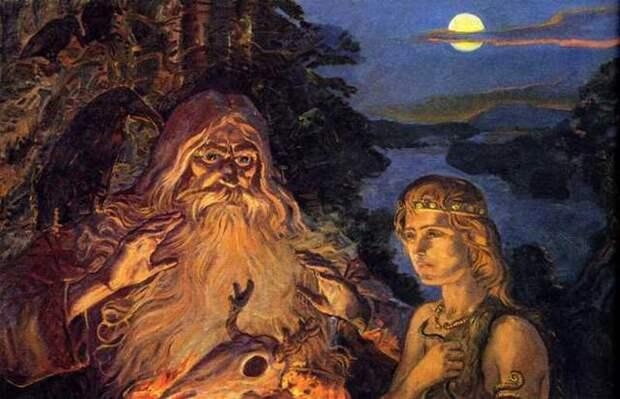 Какие народы населяли Русь до прихода славян