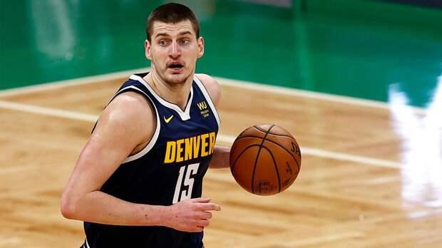 Официально: Йокич признан MVP регулярного чемпионата НБА