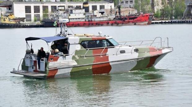 ФСБ заявила, что США не признают границ РФ на море