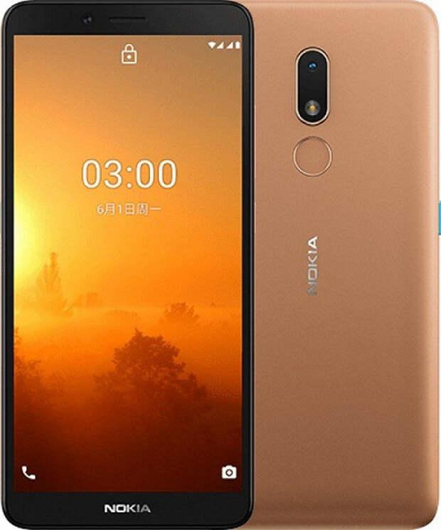 Nokia представила новый смартфон за 100 долларов