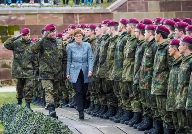 Нужна ли нам подконтрольная мировой закулисе Германия?
