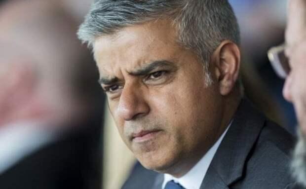 Первый вистории Лондона мэр-мусульманин переизбран напост