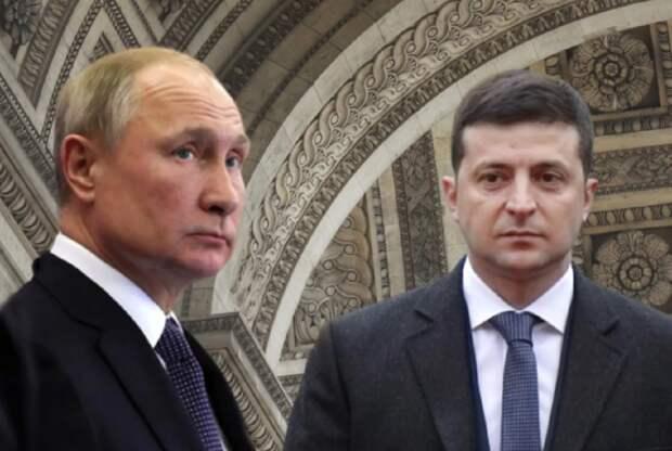 Погребинский испугался за Зеленского из-за пересечения «красной линии» Путина