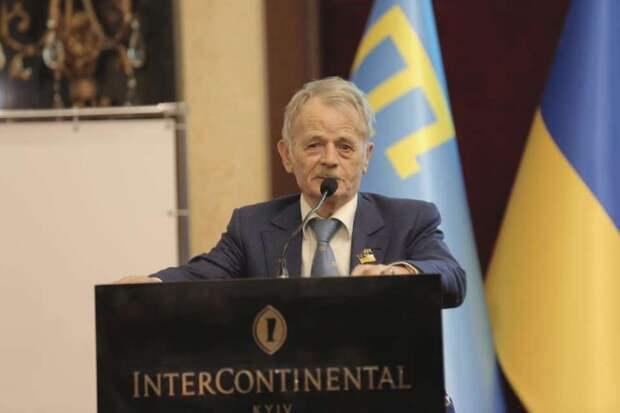 Крымский Следком предъявил обвинение Мустафе Джемилеву
