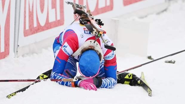 Россия начала чемпионат мира по биатлону с провала. В смешанной эстафете проиграли даже Канаде