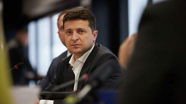 На Украине завершение учений в Крыму назвали «заслугой» Зеленского