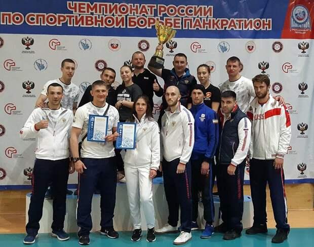 Сборная Севастополя стала третьей в общекомандном зачете чемпионата России по панкратиону