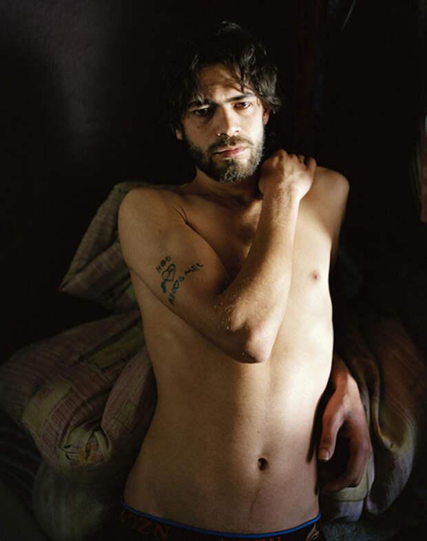 17 фотографий проституток и жиголо, ставших произведениями искусства