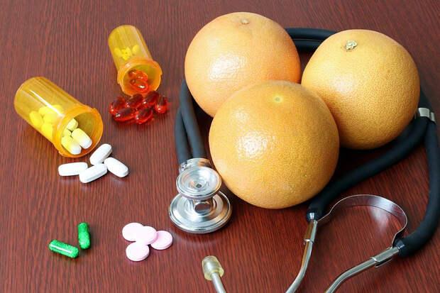 Сухой лед, грейпфруты и другие неочевидные факторы, способные убить человека