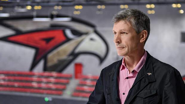 Игорь Кравчук стал директором поразвитию молодежного хоккея Академии «Авангард»