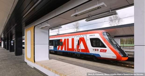 Собянин рассказал какие станцию наземного метро будут построены в Москве. Фото: В. Новиков mos.ru