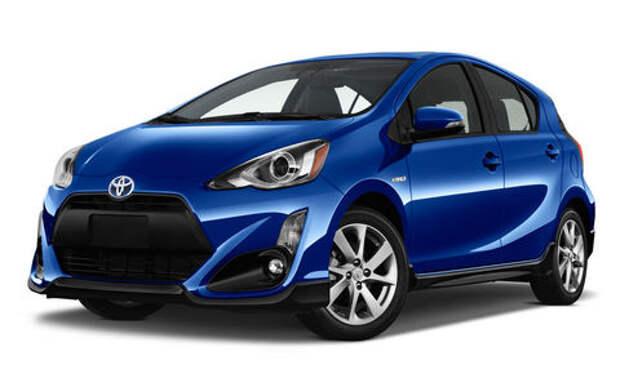 Спасти рядового Приуса: Toyota обновила младшую гибридную модель