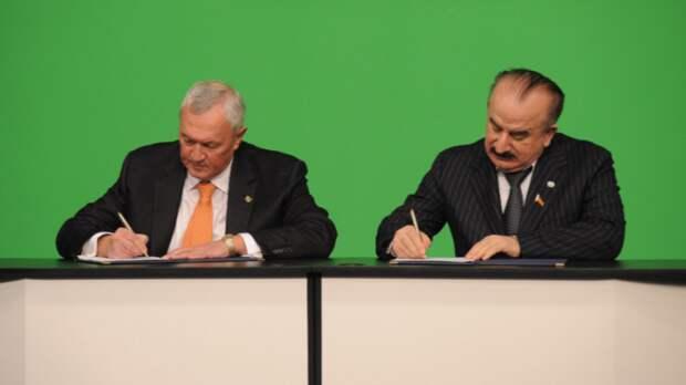 ДГТУ и«Центр-инвест» будут вместе работать над проектом Business space
