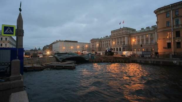 К вечеру в Петербург придут дожди и грозы