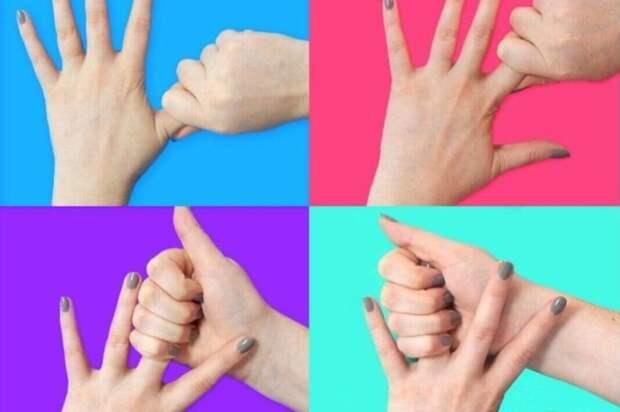 Как при помощи массажа рук избавиться от боли и стресса?