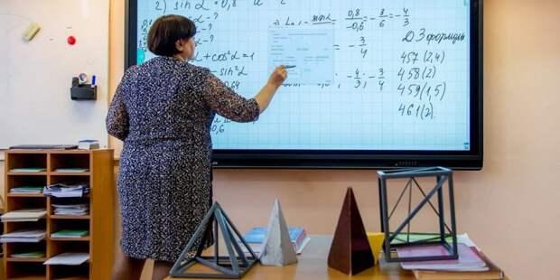 Собянин: В Московские школы будет поставлено свыше 100 тыс компьютеров
