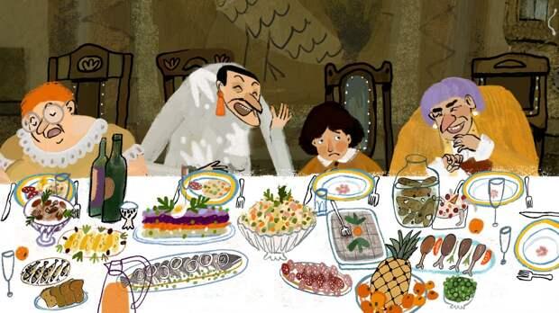 Мультфильмы Бронзита, Свирского и Геллера покажут на Суздальском фестивале