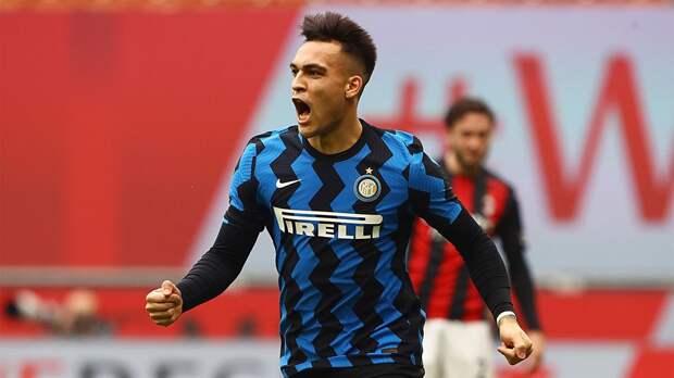 «Интер» разгромил «Милан» и упрочил свое лидерство в Серии А