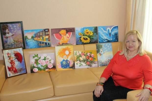 Мастерица стала волонтером центра «Бескудниково»