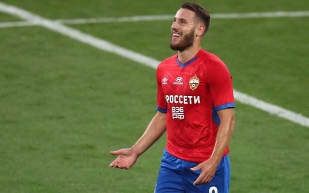 СМИ: «Эвертон» хочет вернуть Влашича из ЦСКА