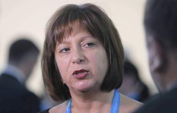 Ставленница Байдена и Сороса возвращается в украинскую политику