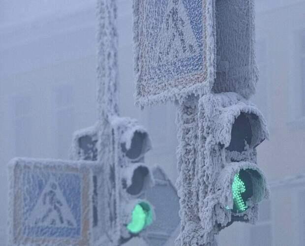Города планеты с рекордно низкими температурами