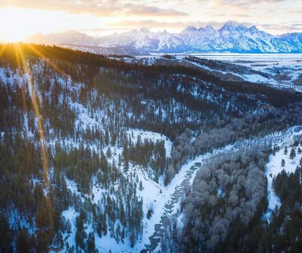 Природа и путешествия на снимках Даниэля Эверта