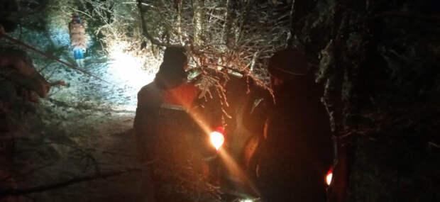 В Бахчисарайском районе водитель автомобиля не справился с управлением и улетел в кювет