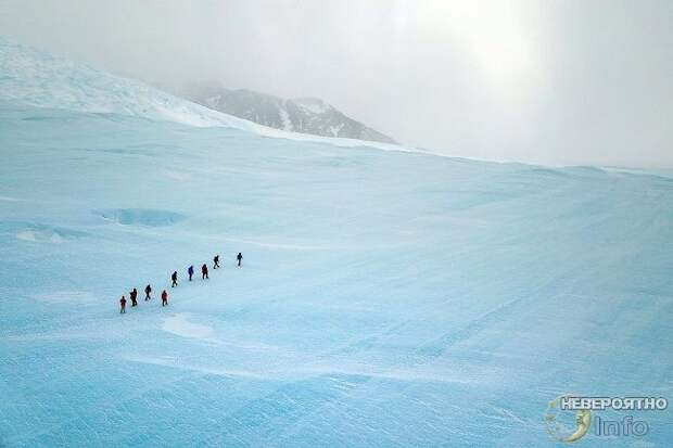Антарктида - базы инопланетян или криокамеры спящих?