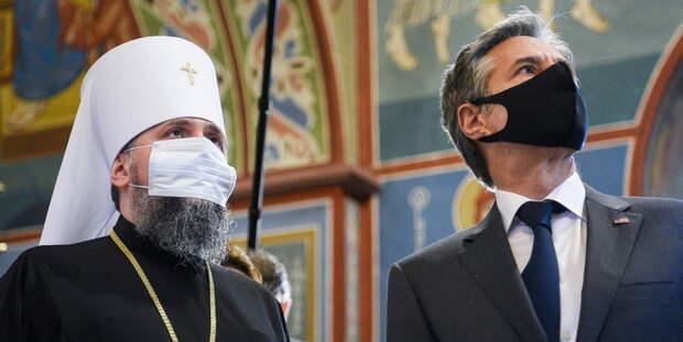 Госдеп, используя раскольников, пытается напакостить Крыму