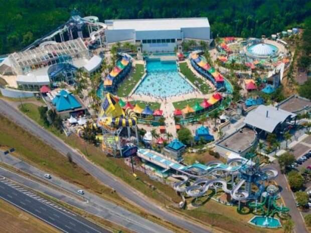 10 самых-самых аквапарков планеты
