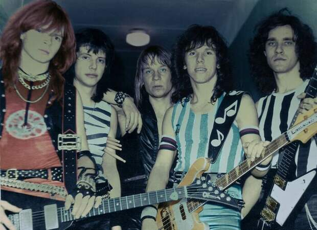 5 популярных российских рок-групп, которые покорили мир