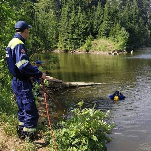 В пруду Сарапула утонул мужчина