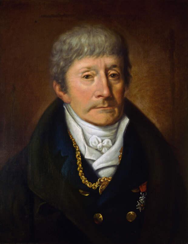 Портрет Антонио Сальери, Джозеф Виллиброрд Мелер, ок. 1825 года. \ Фото: medium.com.