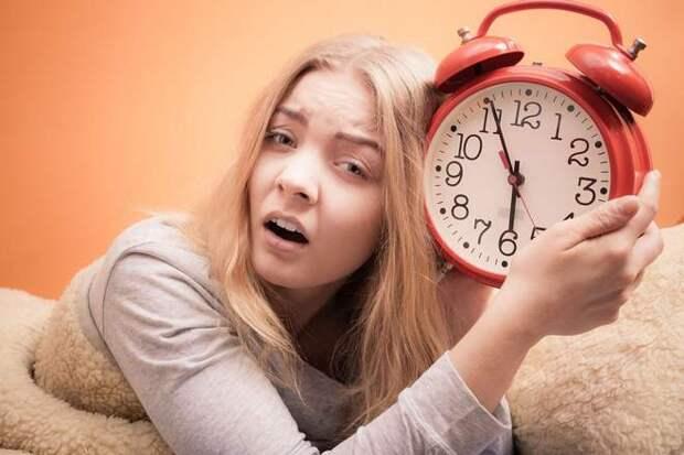 Время без сна