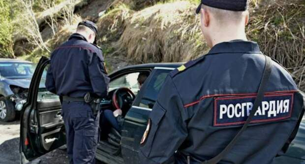 Имеет ли право сотрудник Росгвардии проверять документы у водителей?