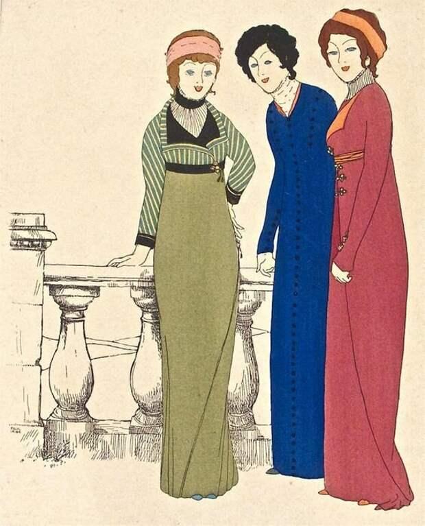 Поль Пуаре и великолепие моды