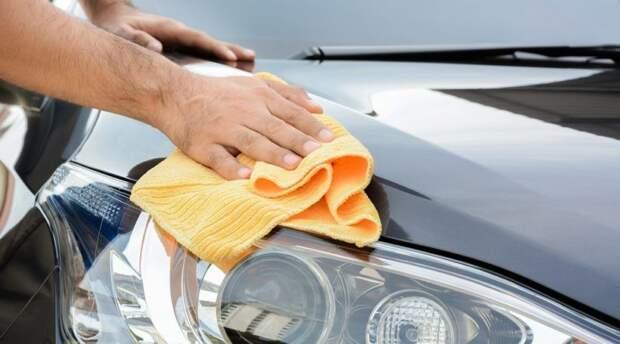 Крутые лайфхаки: убираем царапины, ржавчину и пятна с авто