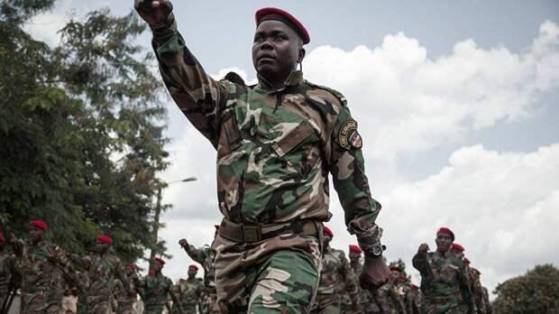 MINUSCA помогали боевикам CPC медикаментами, оружием и боеприпасами
