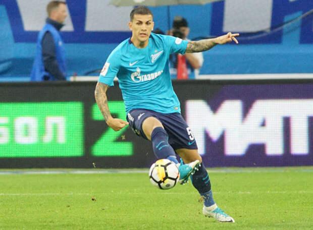 Экс-полузащитник «Зенита» близок к переходу в «Ювентус»