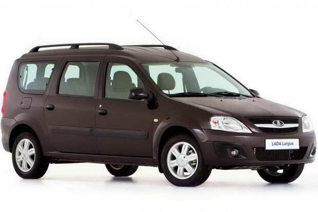 Начались продажи обновлённого универсала «Lada Largus»